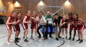 Landessieger WK II: Kaiserin Friedrich Gymnasium Bad Homburg